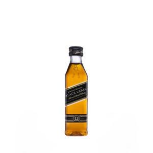 Johnnie Walker Black Label Miniature