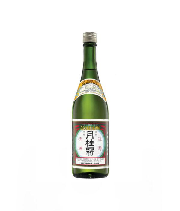 Gekkikan Traditional Sake
