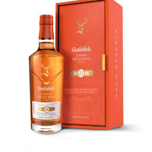 Glenfiddich 21 Years with Box