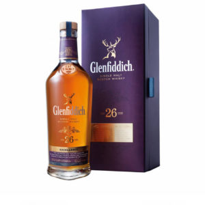 Glenfiddich 26 Years with Box