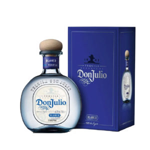 Don Julio Tequila with Box