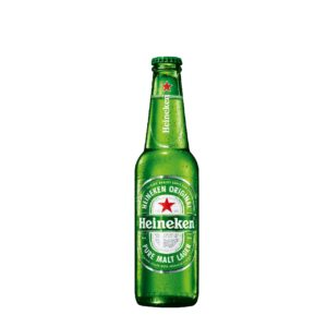 Heineken Lager, 330ml Bottle